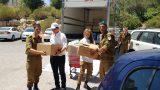 חלוקת מזון לנזקקים